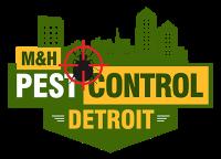 M&H Pest Control Detroit Logo